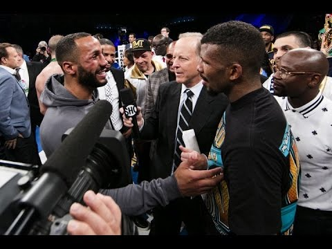 JAMES DEGALE VS BADOU JACK DEAL REACHED. WINNER FACING GOLOVKIN WOULD BE A GREAT FIGHT