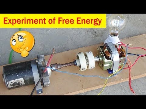 Experiment of Free