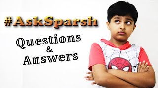 #AskSparsh - Question & Answer Video | Everything you want to know about Sparsh Hacks!