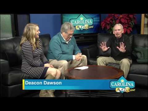 Deacon Dawson on Carolina & Company Live  12/15/16
