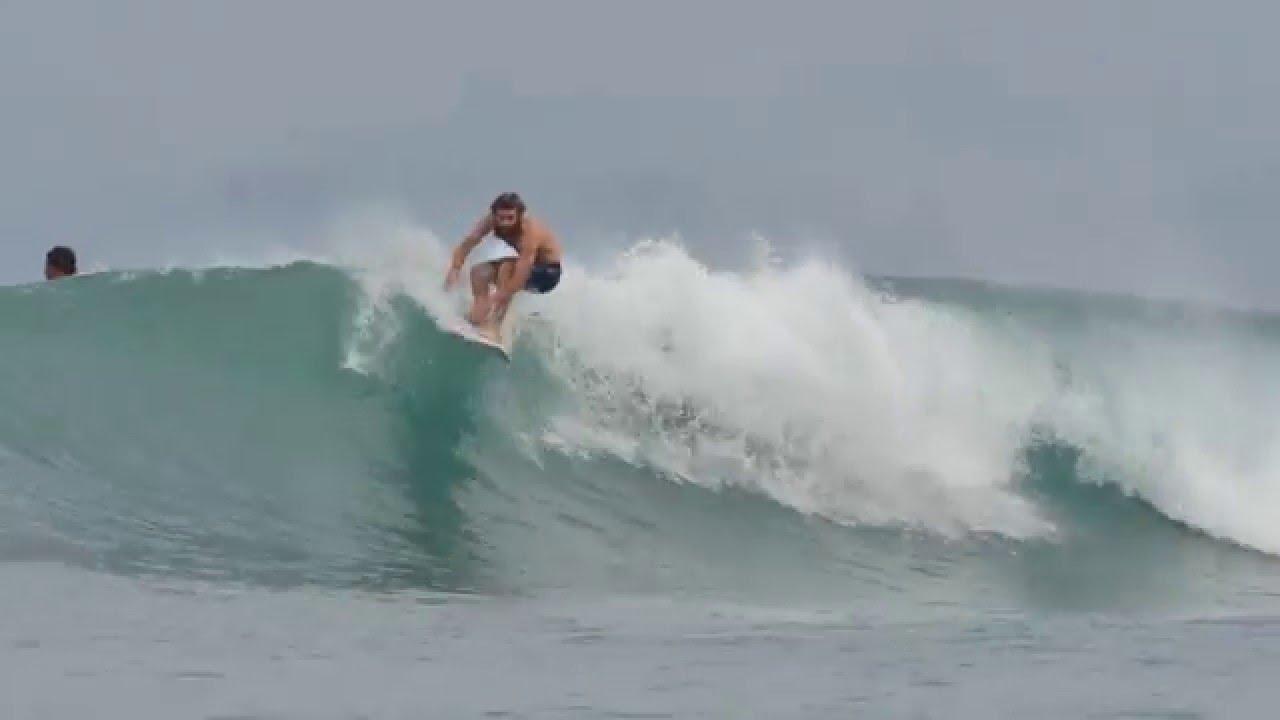 Firewire Cornice Surfboard Test - YouTube
