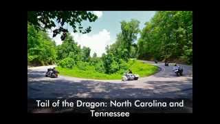 Top 10 Motorcycle Rides in the USA