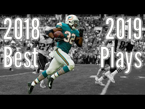 NFL | Best Plays From The 2018-19 Season | HD