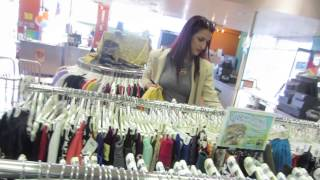 Buffalo Exchange in Vegas |Come Thrifting with us|#ThriftersAnoynmous