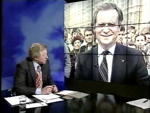 BBC News special: Conservative leadership election 1995