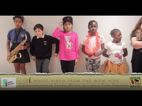 Wow Kids dance class for Autumn 2015