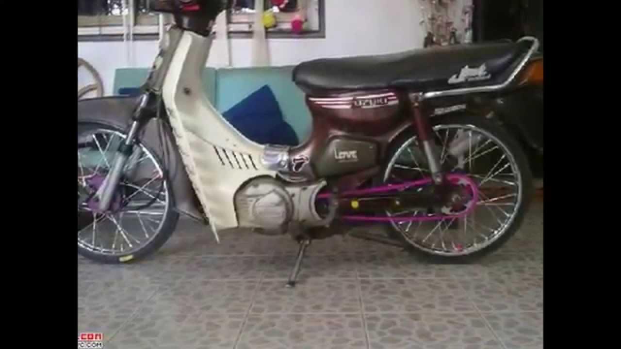 Tampilan Gambar Suzuki Bravo Classic Info Daftar Sepeda Motor
