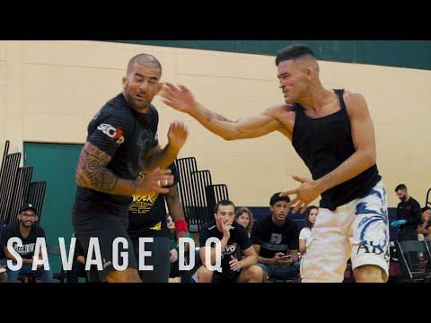 The Most Savage Match & DQ In Jiu-Jitsu