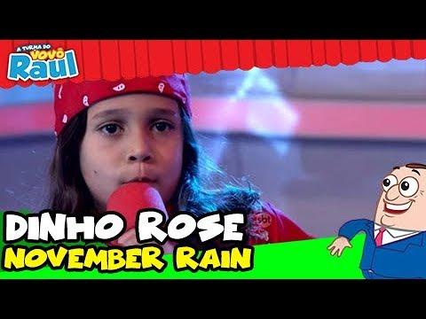 DINHO ROSE -