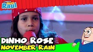 "DINHO ROSE - ""November Rain"""