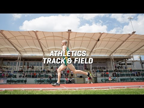 2018 Pan Pacific Masters Games | Athletics - Track & Field