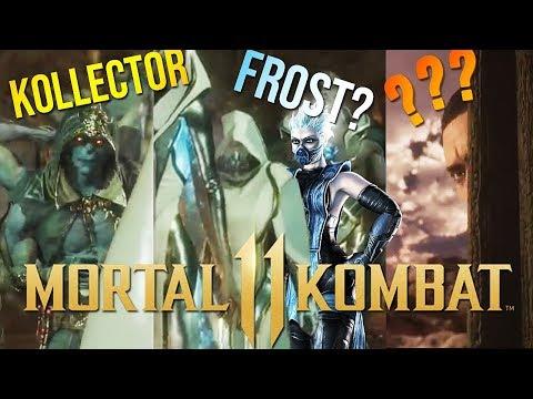 MORTAL KOMBAT 11 - Story Trailer Breakdown thumbnail