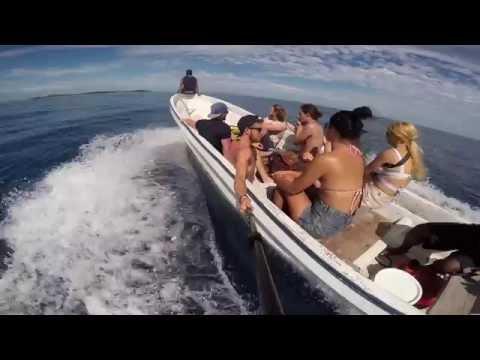 Backpacking Fiji island hopping 2015 gopro hero