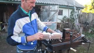 Самоделкин из Березовки  Холодная ковка  Прокат профтрубы