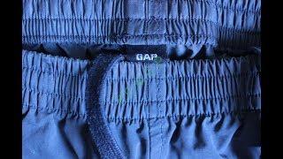 США 5102: Вот, штаны и их длина - фирма GAP, казалось бы - дюйм туда, дюйм сюда - и это в Америке