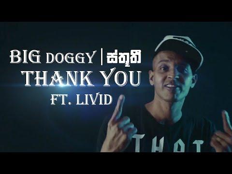 Big Doggy - ස්තූතියි | Thank You Ft. Livid