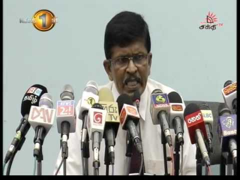 News1st Prime Time News Shakthi TV 8pm 19th May 2016