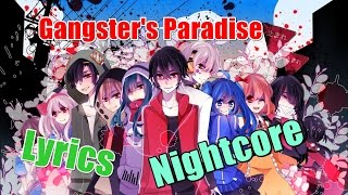 Nightcore - Gangster