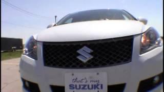 SUZUKI KIZASHI TEST DRIVE