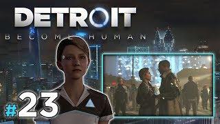 "DETROIT: Become Human [PS4] #23 - ""Piosenka pokoju"" END"