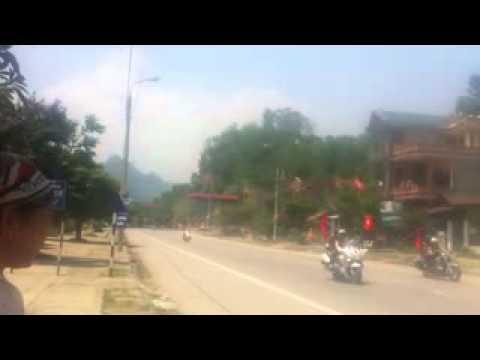 Đoàn đua xe Thái Nguyên Cao Bằng