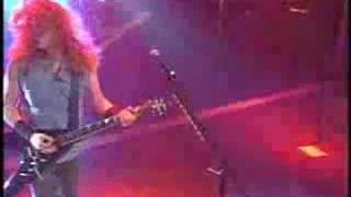 Megadeth - Dread And The Fugitive Mind (Live 2001)
