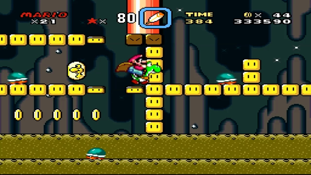 Super Mario World Snes Vanilla Dome 1 Youtube