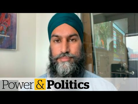 Singh reacts to Indigenous drinking water settlement, looming election