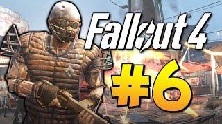 Прохождение Fallout 4 - Даймонт-Сити! #6 (60 FPS)