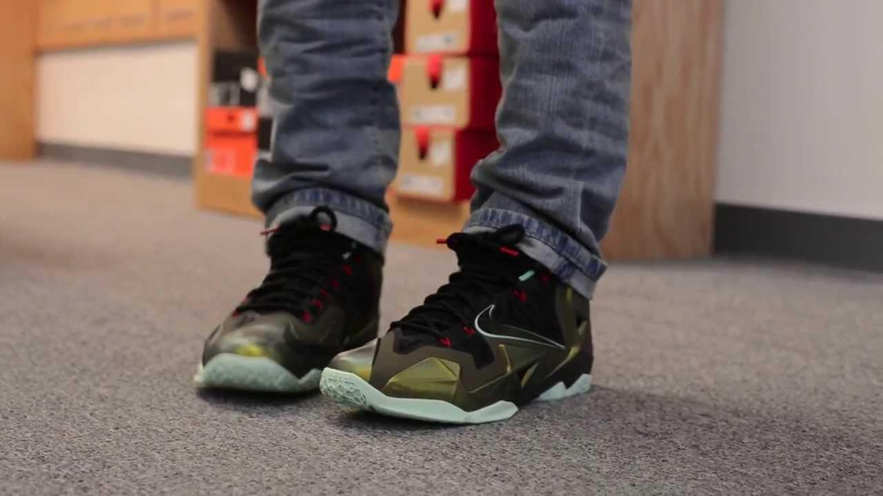 newest 61f1c 559d5 Nike Lebron 11