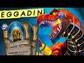 Eggadin! Let's Hatch Some Robosaurs! | Rastakhan's Rumble | Hearthstone