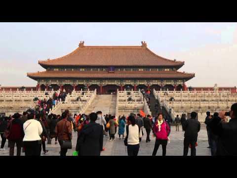 Beijing - Part 1  北京  天安門  故宮  天壇