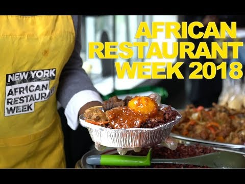 AFRICAN RESTAURANT WEEK