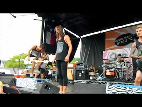 Skip The Foreplay LIVE at Warped Tour 12