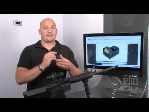Burris FastFire III Red Dot Reflex Sight - OpticsPlanet.com Product in Focus
