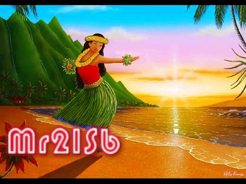 HAWAIIAN MUSIC - ALOHA BREEZE [NON_STOP_VER]
