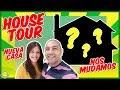 HOUSE TOUR Nos mudamos a una casa nueva! La casa de nuestros sueños Bego y Jordi Momentos Divertidos
