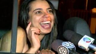 Videos Engraçados - Menina muito louca é presa ao tentar dirigir bêbada