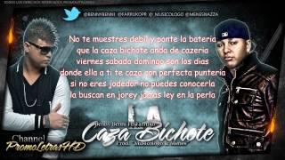 """La Caza Bichote (Con letra) - Benny Benni Ft. Farruko (Prod. """"Musicologo & Menes"""")"""