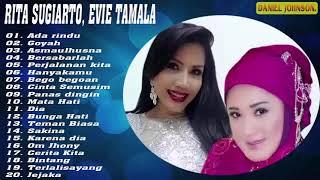 RITA SUGIARTO, EVIE TAMALA Full Album | Lagu Dangdut Lawas Nostalgia 80an 90an Terpopuler