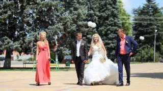 Свадебная фотосессия, Максима и Анастасии(Курганинск)