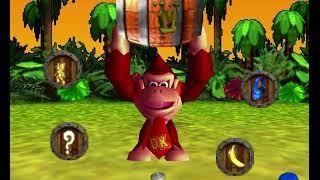 [TAS] N64 Donkey Kong 64 by RingRush in 26:46.83