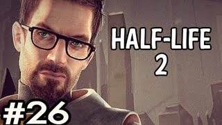 Half-Life 2 Synergy w/Nova, Kootra & Ze Ep.26: Real Men Fight With Turrets