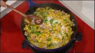 최고의 요리 비결 - 방영아의  닭날개바비큐구이와 옥수수치즈구이_#002