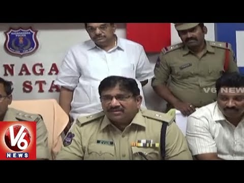 Miyapur Land Registration Scam: Police Submits Sub-Registrar Remind Report To Court | V6 News