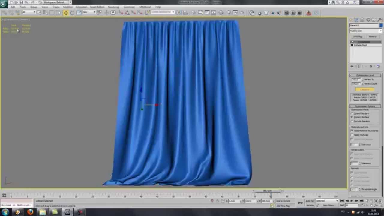 3d модель – рулонная штора ikea «исданс».