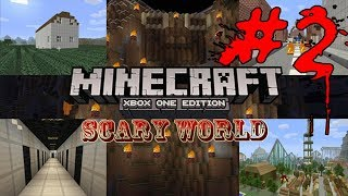 MineCraft: Scary World Map [Update 2]
