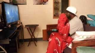 Game of Thrones Red Wedding Jamaican Snuggie Reaction