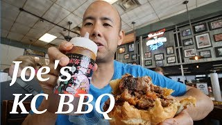 Burnt End Barbecue FEAST at Joe's Kansas City BBQ!