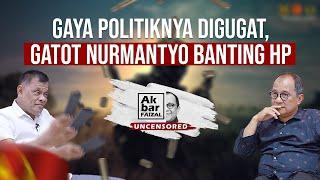 GAYA POLITIKNYA DIGUGAT, GATOT NURMANTYO BANTING HP! | AF UNCENSORED